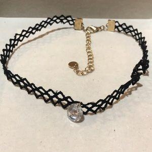 Windsor Black Diamond Choker